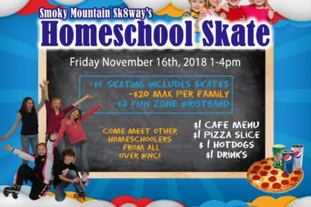Homeschool Skate Nov 2018